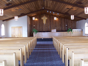 Davison Funeral Home Chapel